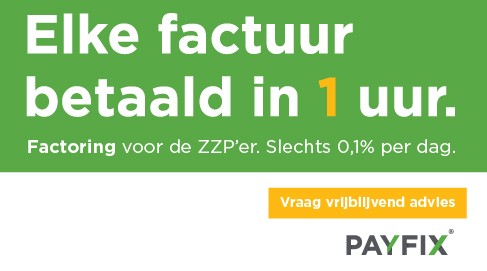 BLOG: De trend in financiering voor ZZP'ers: factoring