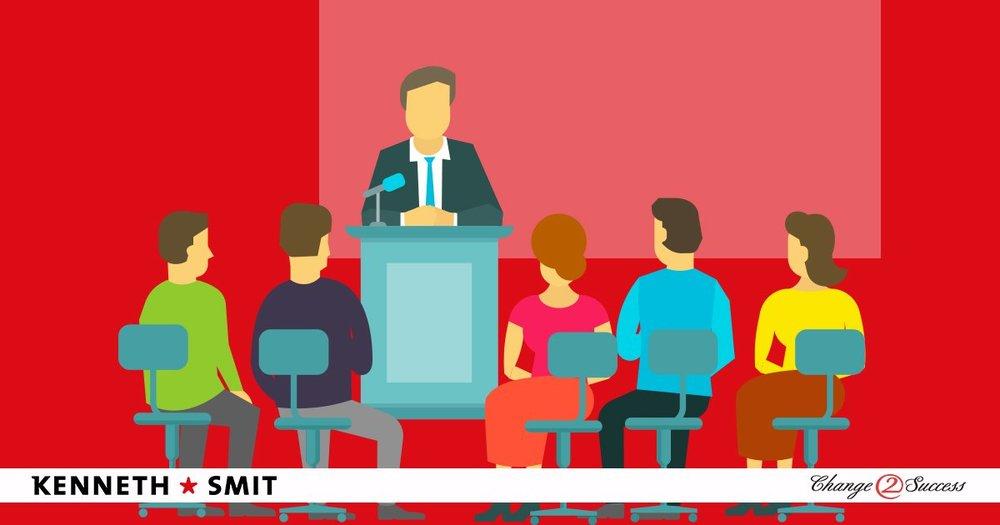 5 tips om je presentatievaardigheden te vergroten