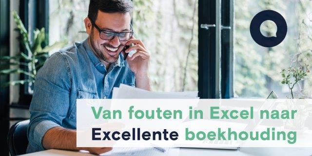 88% van Excel-boekhoudingen bevat fouten