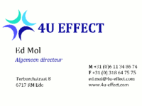 4U EFFECT BV