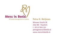 Mens in Beeld