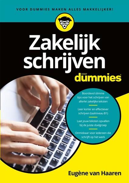 BOEKRECENSIE: Zakelijk Schrijven voor Dummies